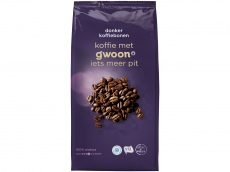 Koffiebonen dark roast product foto