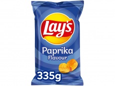 Paprika chips product foto