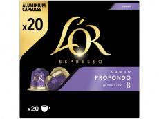 Espresso lungo profondo koffiecups voordeelpak product foto