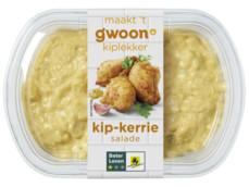 Kip kerrie salade product foto