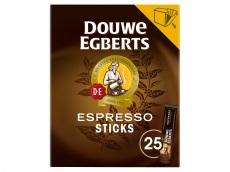 Espresso sticks oploskoffie product foto