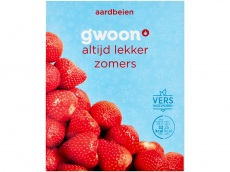 Aardbeien product foto