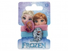 Frozen glitter elastiekjes product foto
