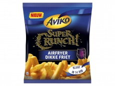 Airfryer dikke friet product foto