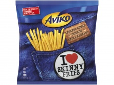 Skinny fries product foto