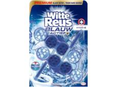 Toiletreiniger blauw actief duo product foto