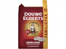 Aroma rood koffiepads product foto