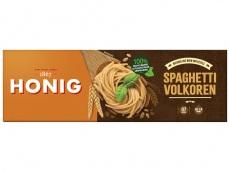 Volkoren spaghetti product foto