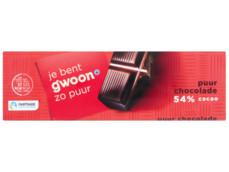 Chocoladereep puur product foto