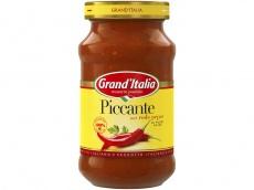 Piccante tomatensaus product foto