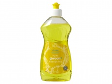 Afwasmiddel citroen product foto