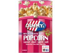Magnetron popcorn zoet product foto
