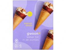 Cornets slagroomijs product foto