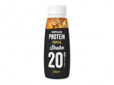 Protein shake tropical product foto