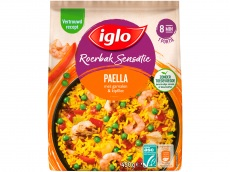 Spaanse paella product foto