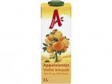 Sinaasappelsap minder fruitsuiker product foto