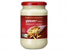 Belgische mayonaise product foto