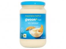 Mayonaise halfvol product foto