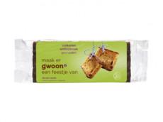 Ontbijtkoek volkoren gesneden product foto