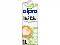 Soya barista product foto