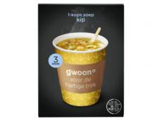 1-kopssoep kip product foto