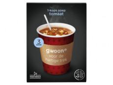 1-kopssoep tomaat product foto