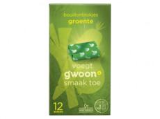 Bouillonblokjes groente product foto