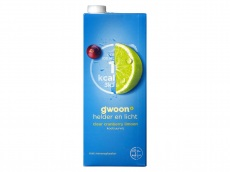 Clear cranberry/limoen product foto