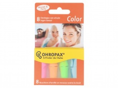Ohropax color product foto