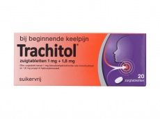 Trachitol product foto