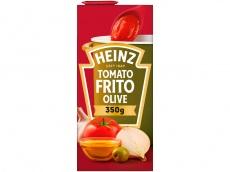 Tomato frito olive oil product foto