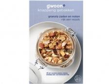 Granola noten en zaden product foto