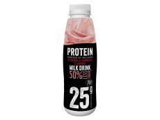 Protein shake raspberry/strawberry product foto