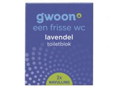 Toiletblok lavendel product foto