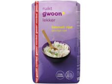 Basmati rijst product foto