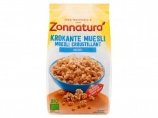 Krokante muesli naturel product foto