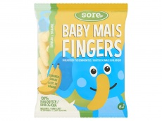 Baby maisfinger banaan product foto