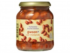 Hollandse bruine bonen product foto