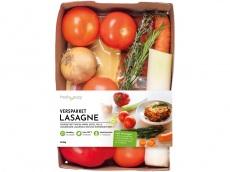 Verspakket Italiaanse lasagne product foto