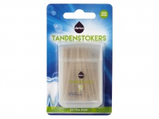 Tandenstokers extra dun product foto