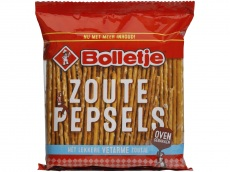 Zoute pepsels product foto