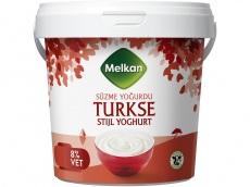 Yoghurt Turkse stijk 8 % vet product foto