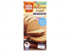 Volkoren brood mix product foto