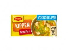 Bouillonblokjes kip product foto