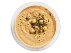 Hummus pikant product foto