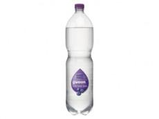 Mineraalwater bosbes product foto