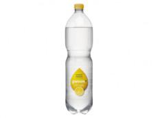 Mineraalwater citroen kzh product foto