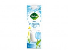Magere melk product foto