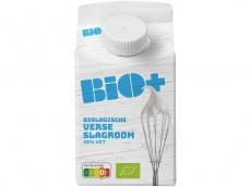 Biologische slagroom product foto