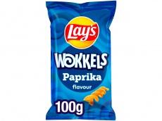 Wokkels paprika product foto